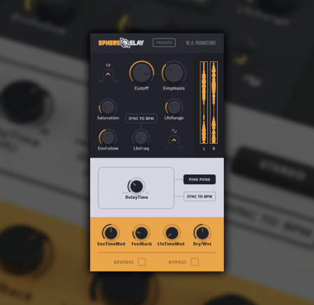 W. A. Production SphereDelay v1.0 x86 x64