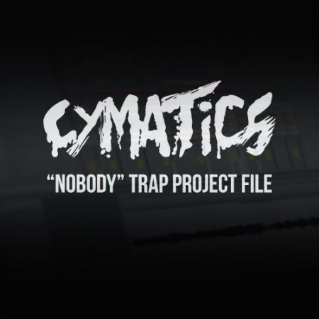Cymatics Nobody Trap Project File