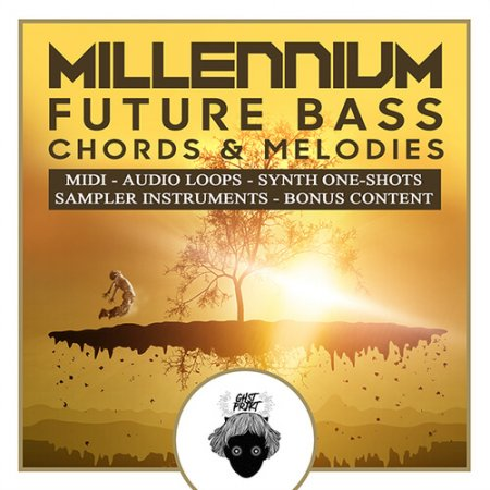 GHST PRJKT Millennium Future Bass Chords & Melodies