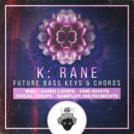 GHST PRJKT K-RANE Future Bass Keys And Chords