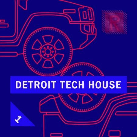 Riemann Kollektion Riemann Detroit Tech-House 1