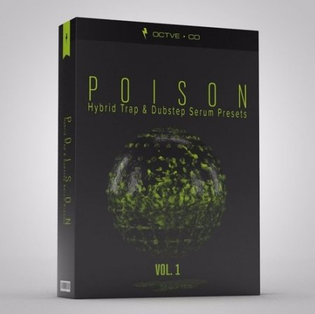 OCTVE.CO Poison Synth Presets