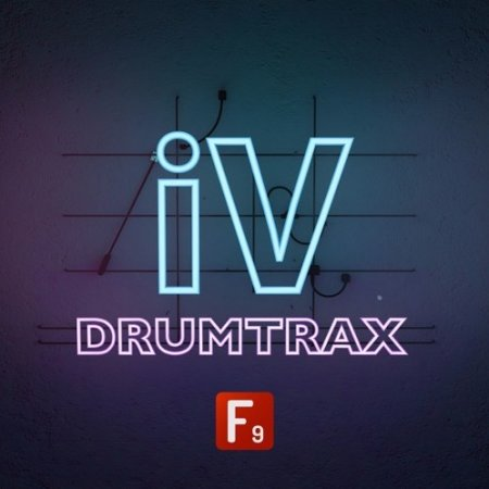F9 Audio F9 Drumtrax iV 21st Century House