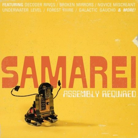 The Drum Broker Samarei Assembly Required