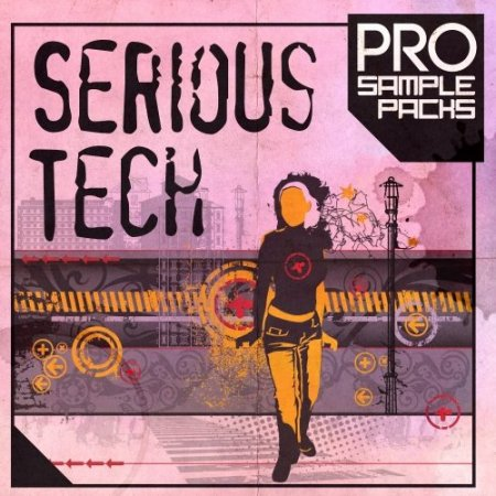 Pro Sample Packs Serious Tech