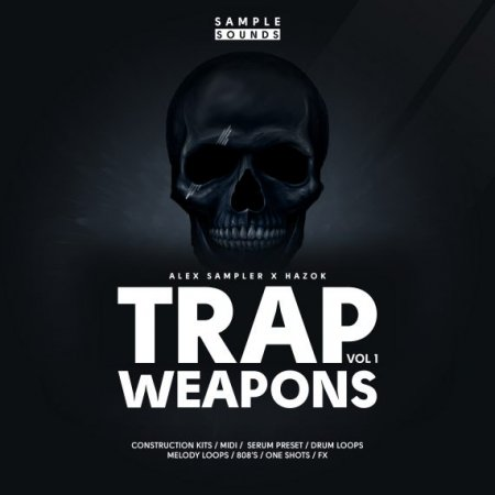 Sample Sounds Trap Weapons Volume 1