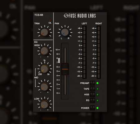 Fuse Audio Labs TCS-68 v1.3.0 x86 x64