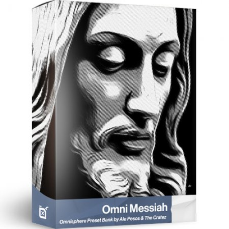 The Cratez Omni Messiah For Omnisphere 2