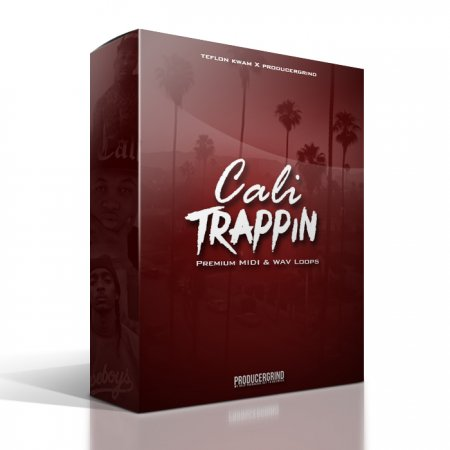 Producer Grind Cali Trappin Premium