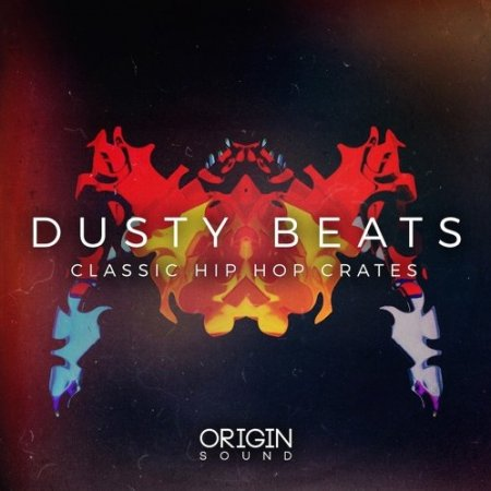 Origin Sound Dusty Beats Classic Hip Hop Crates