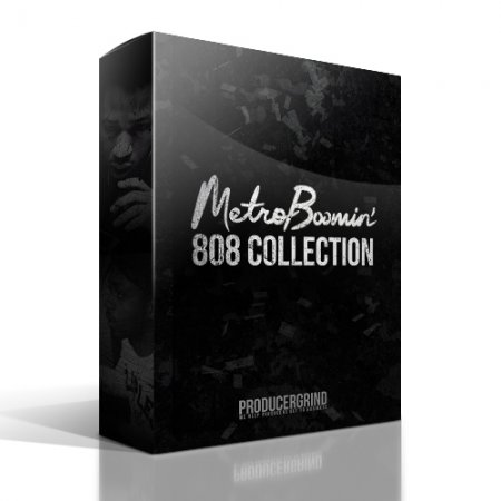 Producer Grind Metro Boomin 808 Collection