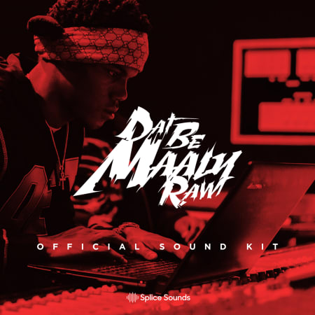 Splice Sounds Maaly Raw Official Sound Kit