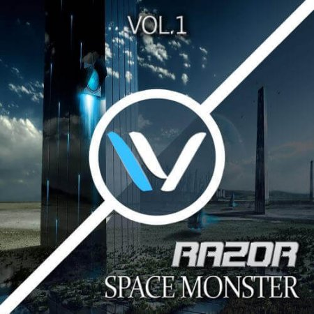 ProWave Studio Space Monsters Vol 1 NI Razor Presets