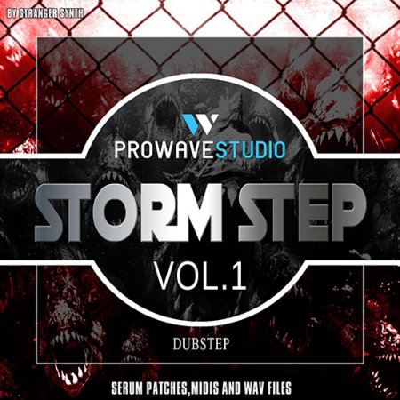 ProWave Studio Storm Step Vol 1
