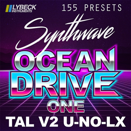 Lybeck Instruments Ocean Drive One for TAL-U-NO-LX