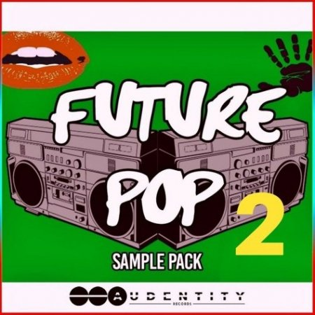 Audentity Records FUTURE POP 2