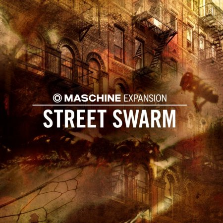 Native Instruments Maschine Expansion Street Swarm