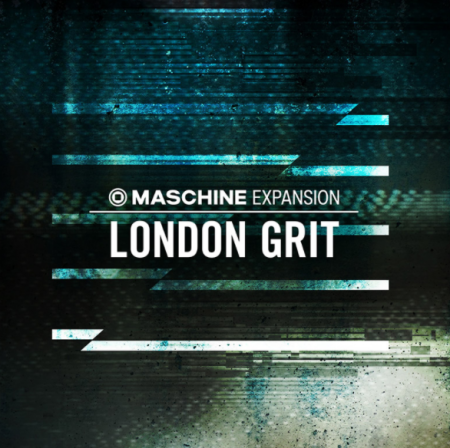 Native Instruments London Grit Maschine Expansion