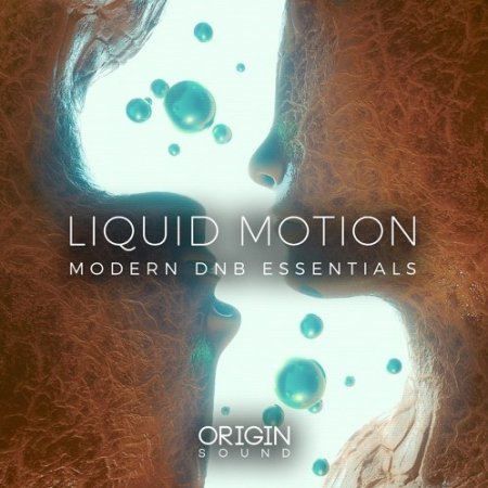 Origin Sound Liquid Motion Modern DNB Essentials