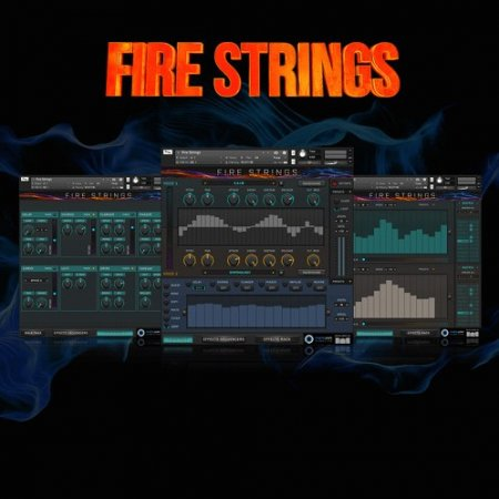 DAG Alliance - Fire Strings (KONTAKT)