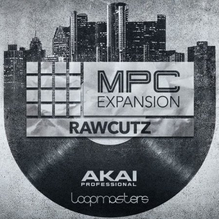AKAI MPC Software Expansion Raw Cutz