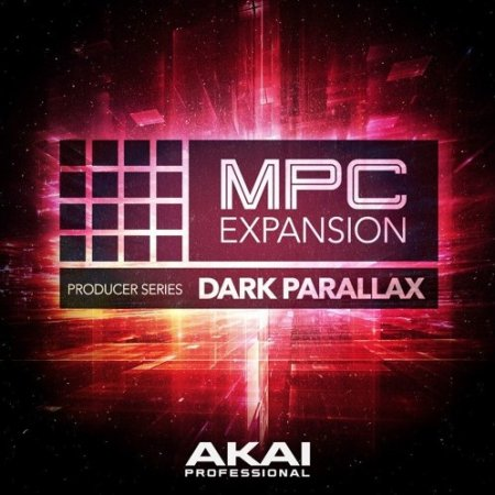 AKAI MPC Software Expansion Dark Parallax