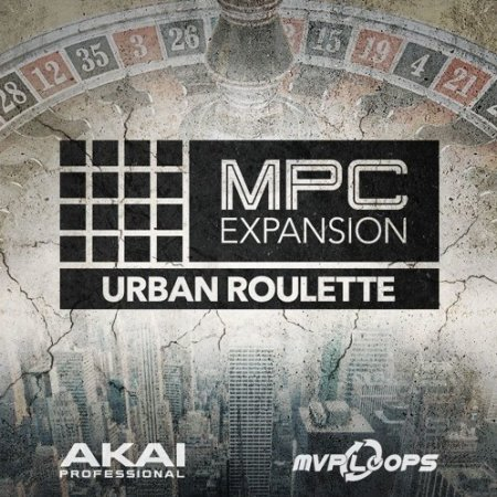 AKAI MPC Software Expansion Urban Roulette