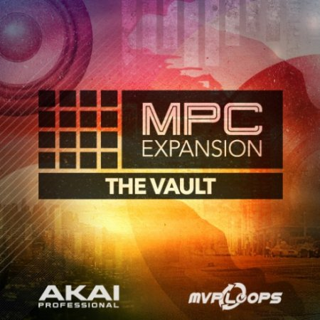 AKAI MPC Software Expansion The Vault