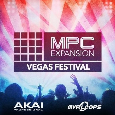 AKAI MPC Software Expansion Vegas Festival