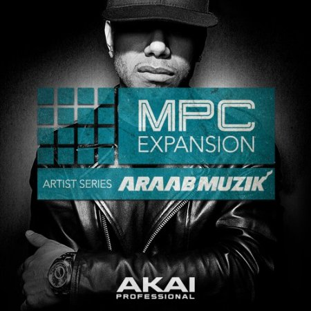 AKAI MPC Software Expansion Araab Muzik