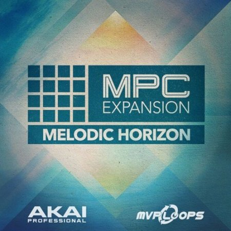 AKAI MPC Software Expansion Melodic Horizon