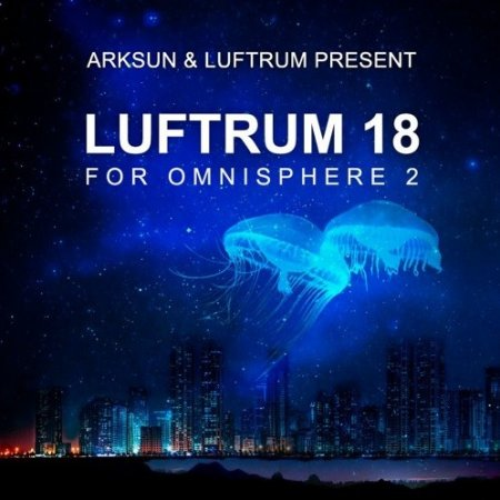 Luftrum Sound Design Luftrum 18 For Omnisphere 2