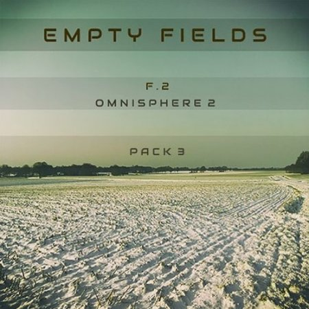 Triple Spiral Audio Empty Fields F.2 Pack 3