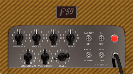 Fuse Audio Labs F-59 v1.3 x86 x64