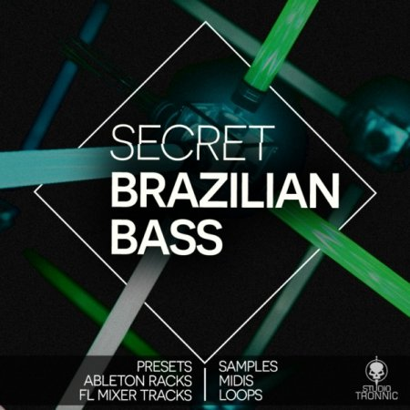 Studio Tronnic Secret Brazilian Bass Presets and Racks