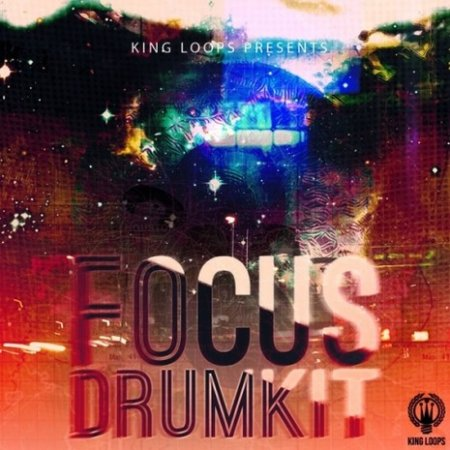King Loops Focus Drum Kit Vol. 1