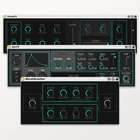 Isotonik Studios Max For Live Device Pack (Ableton Live)