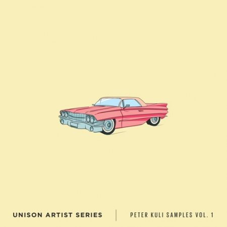 Unison Artist Series Peter Kuli Samples Volume 1