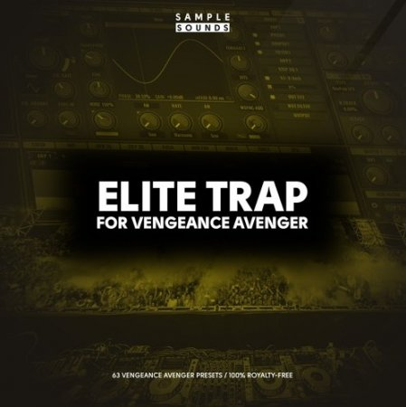 Sample Sounds Elite Trap for Avenger