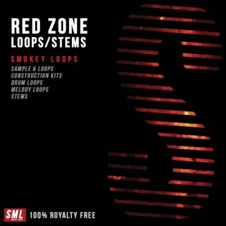 Smokey Loops Red Zone