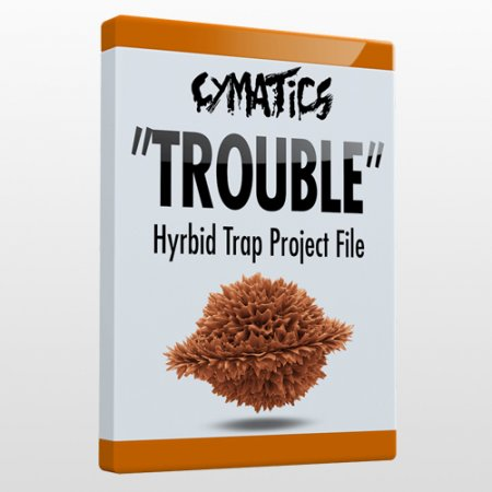 Cymatics Trouble - Hybrid Trap Project File