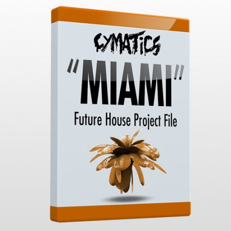 Cymatics Miami Future House Project File