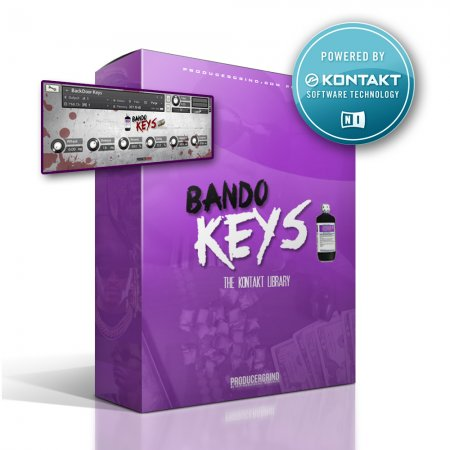 Producer Grind The Bando Keys (KONTAKT)
