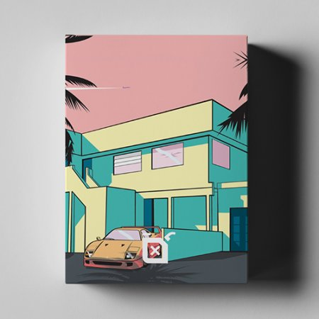 TheBeatPlug Vice City Drum Kit