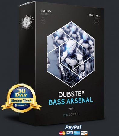 Ghosthack Dubstep Bass Arsenal