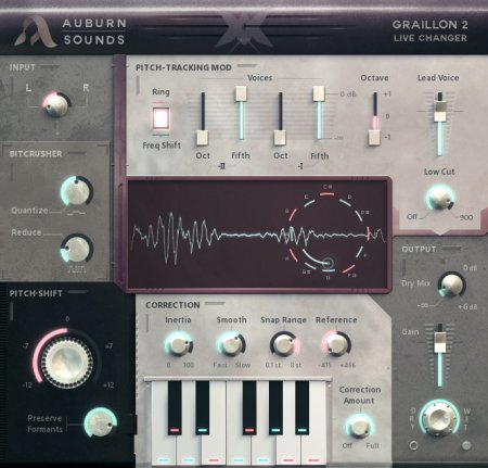 Auburn Sounds Graillon v2.1 x86 x64