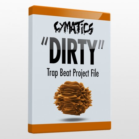 Cymatics Dirty Trap Beat Project File