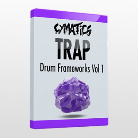 Cymatics Trap Drum Frameworks Vol.1 (Ableton Live)