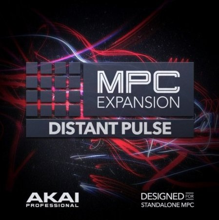AKAI MPC Software Expansion Distant Pulse