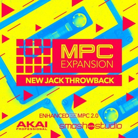 AKAI MPC Software Expansion New Jack Throwback